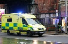 Man has top of ear bitten off in London assault