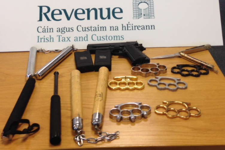 Ireland Weapons Seizure The Latest Weapons Seizure