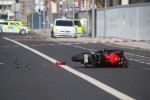 Gardaí are appealing for witnesses to this morning's fatal accident on Dublin's quays