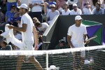 This clear double hit helped send Jo-Wilfried Tsonga out of Wimbledon