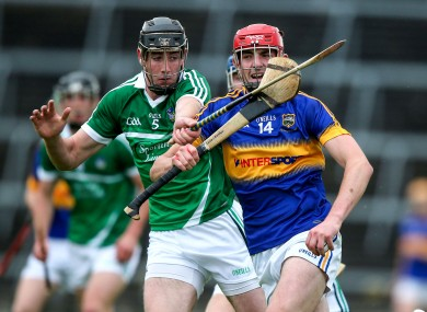 Colin O'Riordan has struck two goals for Tipperary.