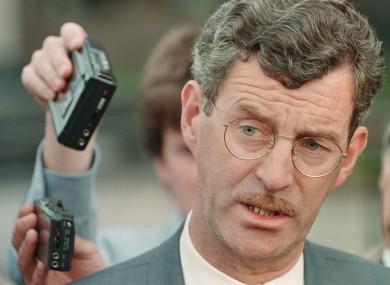 Dick Spring in 1996.