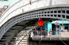 These lads used Dublin as a jungle gym, got caught by the Gardaí, and filmed it all