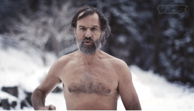 Wim Hof Everest >> Man who climbed Everest in shorts can teach you how to control your immune system