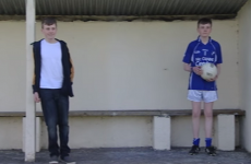 'It was brief' – The young fella from Moone Boy on why he never made it as a GAA player