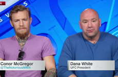 Aldo's scared for his life, Mendes will be unconscious after 4 minutes – McGregor