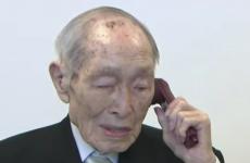 The world's oldest man, Sakari Momoi, has died