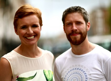 Dr Pixie McKenna and Dr Phil Kieran