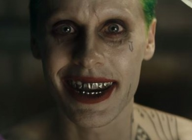 The response to the first clip of Jared Leto's as the Joker has been mostly positive.