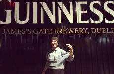 Taylor Swift had her afterparty at the Guinness Storehouse