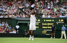 Two-time champion Rafael Nadal has been stunned again at Wimbledon