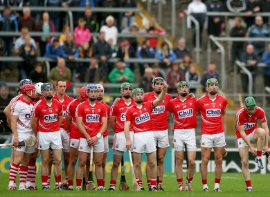 The Rebels face Galway in Thurles on Sunday.