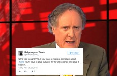 8 of the quickest reactions to TV3 being bought by UPC
