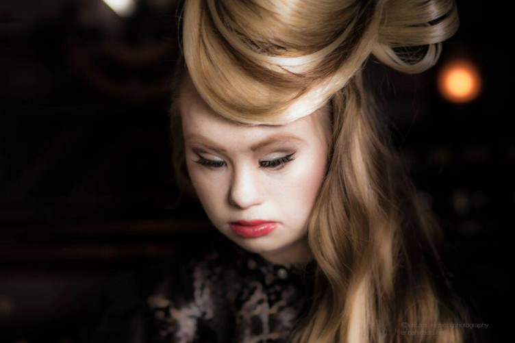 Model with Down syndrome to take part in New York Fashion Week 3fb4f8f6f