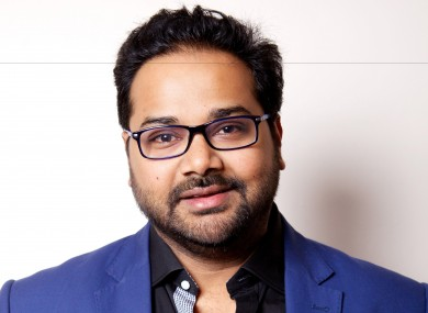 Blippar CEO and co-founder Ambarish Mitra