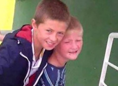 Thomas and Paddy O'Driscoll