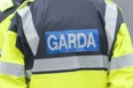 Two arrested after garda struck by suspected stolen car