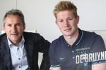 Manchester City have splashed out �71m on former Chelsea playmaker Kevin de Bruyne