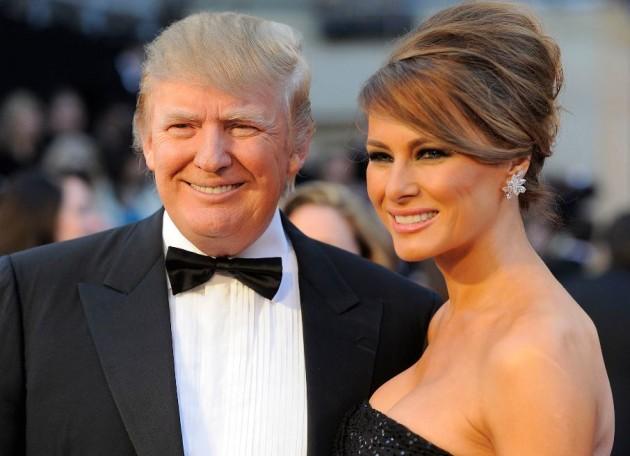 donald trump women melania wives dated