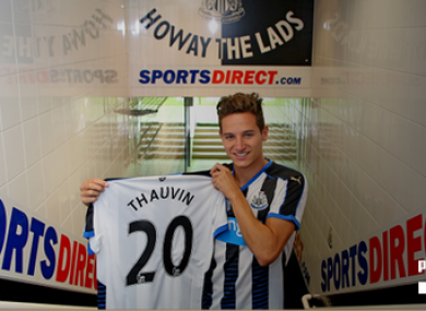 Can Thauvin be a success in the Premier League?