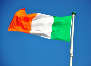 poll should we scrap the tricolour and come up with a new irish flag