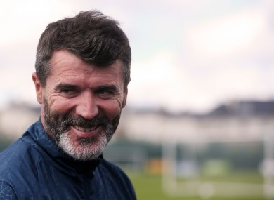Roy Keane says he wants to return to club management eventually.