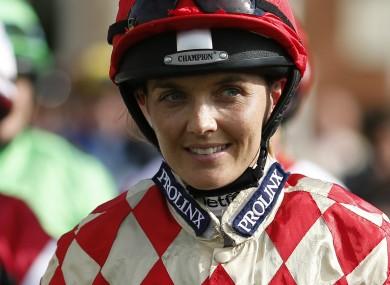 Jockey Victoria Pendleton
