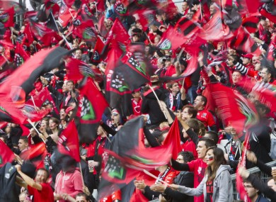 Toulon are three-time European champions.