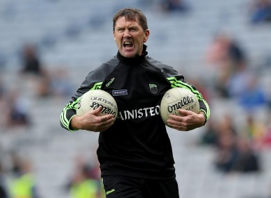 O'Connor guided the Kerry minors to another All-Ireland crown.