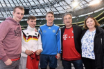 Germany star Bastian Schweinsteiger meets family of Berkeley victim
