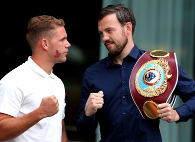 Lee and Saunders had been scheduled to fight on 19 September, and then on 10 October.