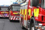 Fire brigade dealing with serious blaze at halting site in Dublin, fatalities involved