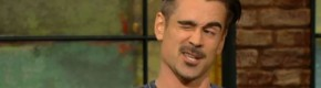 Colin Farrell confirmed once again that he is Ireland's soundest celebrity last night