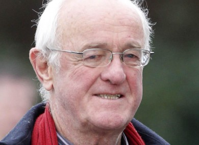 Father Ted S Frank Kelly Reveals He Has Parkinson S Disease
