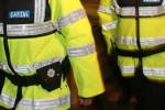 Two men arrested after car chase on the M50