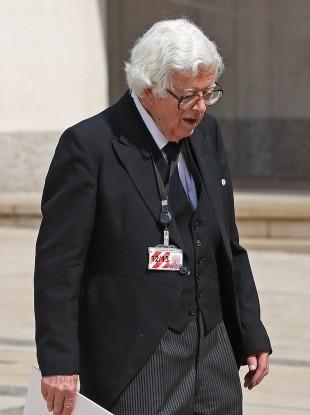 Geoffrey Howe in 2013