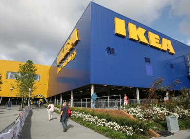 The Ikea in Dublin's Ballymun
