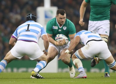 Could Cian Healy make it in the NFL?