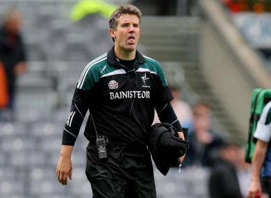 Former Wexford and Kildare football boss Jason Ryan has been linked with a role on the Tipperary hurling backroom team.