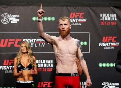 Holohan-UFC-SBG-kavanagh