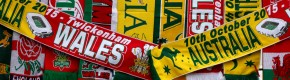 LIVE: Australia v Wales, Rugby World Cup
