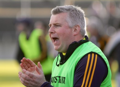 Stephen Rochford is in line to take over in Mayo.