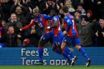 Five-star Palace thump McClaren's Newcastle, Villa lose again
