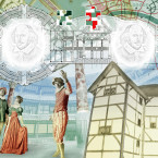 Shakespeare's Globe<span class=