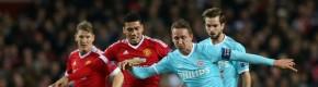 LIVE: Manchester United v PSV, Uefa Champions League