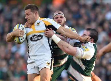 Gopperth will miss the opening two fixtures of the Champions Cup campaign.