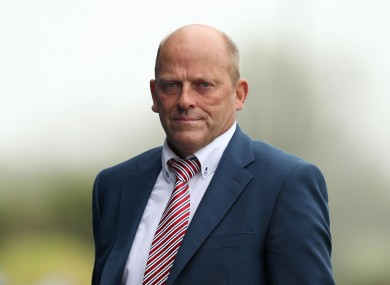 Clare's two-time All-Ireland winning manager Ger Loughnane.
