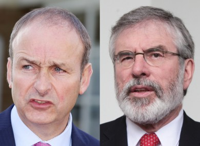A future Taoiseach and Tánaiste?