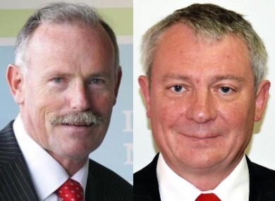 Pat O'Rourke and councillor Seamus Butler had hoped to contest the Longford selection convention
