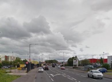 Boucher Road in Belfast
